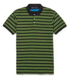 Marc Jacobs Green Regular Fit Polo
