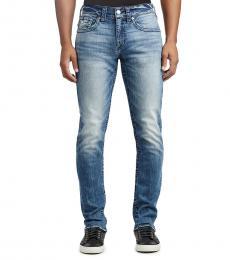True Religion Light Dust Rocco Skinny Jeans