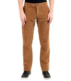 Dolce & Gabbana Brown Casual Pants