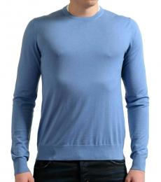 Light Blue Crewneck Pullover