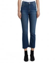 True Religion Denim Becca High Waisted Bootcut Jeans