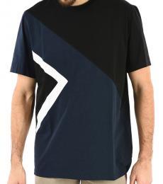 Black Slim Fit Modernist T-Shirt