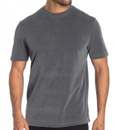 Dark Grey-Shoreline Surf T-Shirt