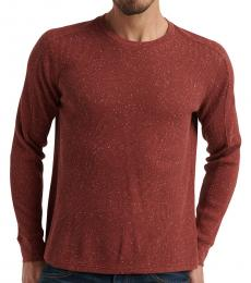 Lucky Brand Cherry Nep Long Sleeves Knit T-Shirt
