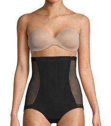 DKNY Black Hi-Waist Brief Shaper