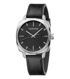 Calvin Klein Black Frater Watch