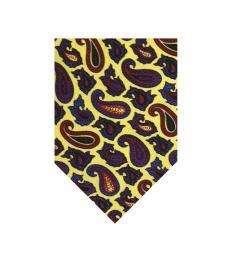 Ralph Lauren Multi Color Well Tailored Tie