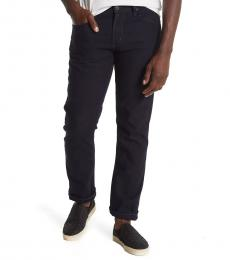 AG Adriano Goldschmied Black Graduate Tailored Leg Jeans