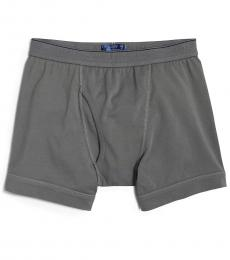 J.Crew Dark Grey Knit Boxer Briefs