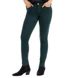 True Religion Rigid Marble Curvy Skinny Jeans