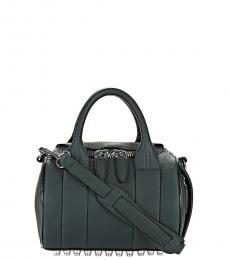Green Rockie Mini Satchel