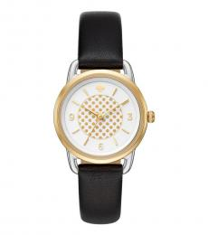 Kate Spade Black Boathouse Gleaming Watch