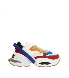 Dsquared2 Multicolor The Giant Sneakers