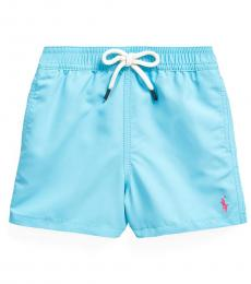 Ralph Lauren Baby Boys Neptune Traveler Swim Trunk