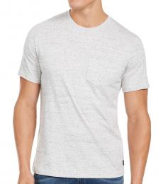 Lucky Brand Grey Sunset Pocket T-Shirt