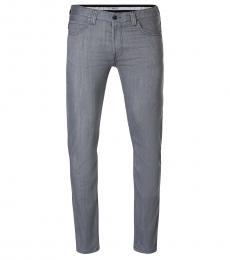 Armani Jeans Grey Regular Fit Jeans
