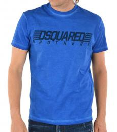 Dsquared2 Royal Blue Cool Fit T-Shirt