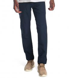 AG Adriano Goldschmied Dark Blue Marshall Chino Pants