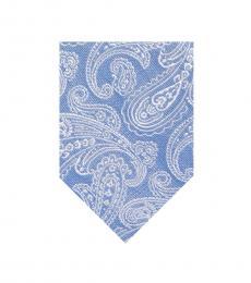 Ben Sherman Blue Nelson Paisley Tie