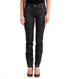Versace Jeans Dark Grey Slim Fit Jeans