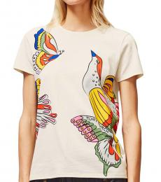 Tory Burch Promised Land Printed T-Shirt