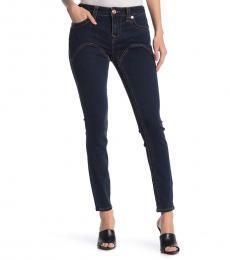 Denim Jennie Mid Rise Skinny Jeans