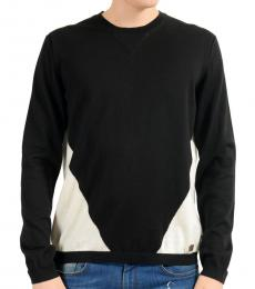 Bicolor Crewneck Sweater
