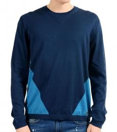 Two Tone Crewneck Sweater