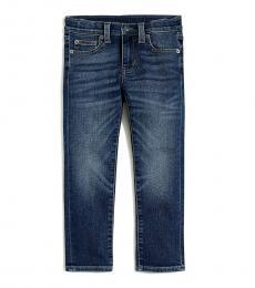 J.Crew Little Boys Homeroom Wash Slim Fit Jeans