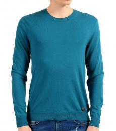 Pine Green Crewneck Sweater