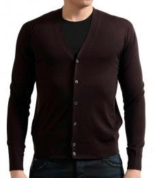 Cherry Cardigan Sweater