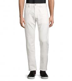 White Thommer Trousers