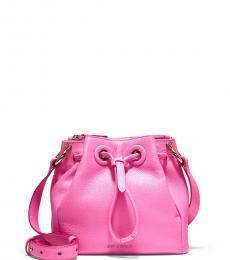 Cole Haan Super Pink Grand Ambition Mini Bucket Bag