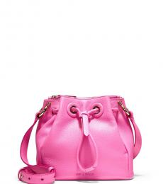 Cole Haan Super Pink Grand Ambition Mini Bucket Bag