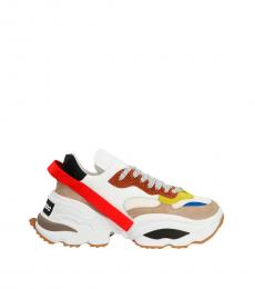 Dsquared2 Multicolor The Giant Classic Sneakers