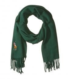 New Forest Big Multipony Embroidered Scarf
