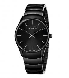 Calvin Klein Black Classic Watch