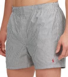 Ralph Lauren Bengal Stripe 2-Pack Woven Boxers