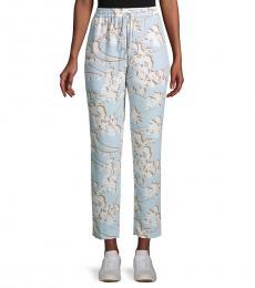 BCBGMaxazria  Skyway Floral Drawstring Pants