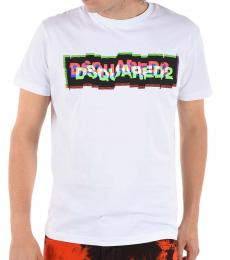 Dsquared2 White Cool Fit T-Shirt