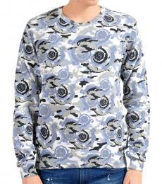Multicolor Graphic Print Sweater