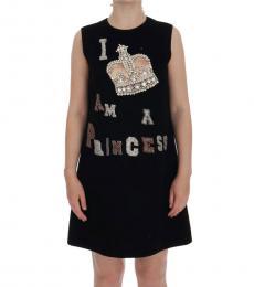 Black I Am Princess Dress