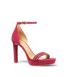 Berry Margot Platform Heels