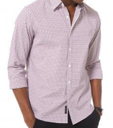 Chianti Slim-Fit Check Shirt