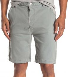 Light Grey Chino Shorts
