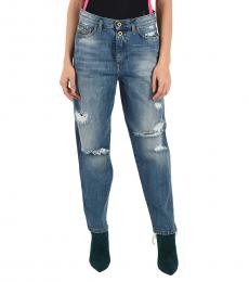 Diesel Denim Distressed Jeans