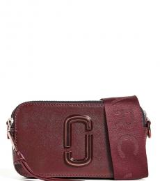 Marc Jacobs Cherry Snapshot Small Crossbody