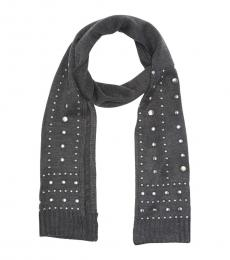 Michael Kors Derby Dome Studded Scarf