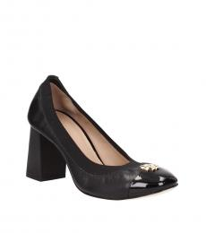 Tory Burch Black Jolie Heels