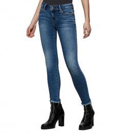 True Religion Denim Skinny Fit Stretch Jeans